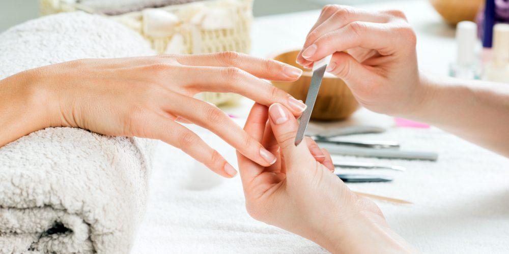 Beauté des ongles - Manucure